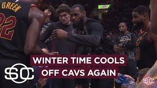 Cavaliers hitting winter slump … again | SportsCenter | ESPN