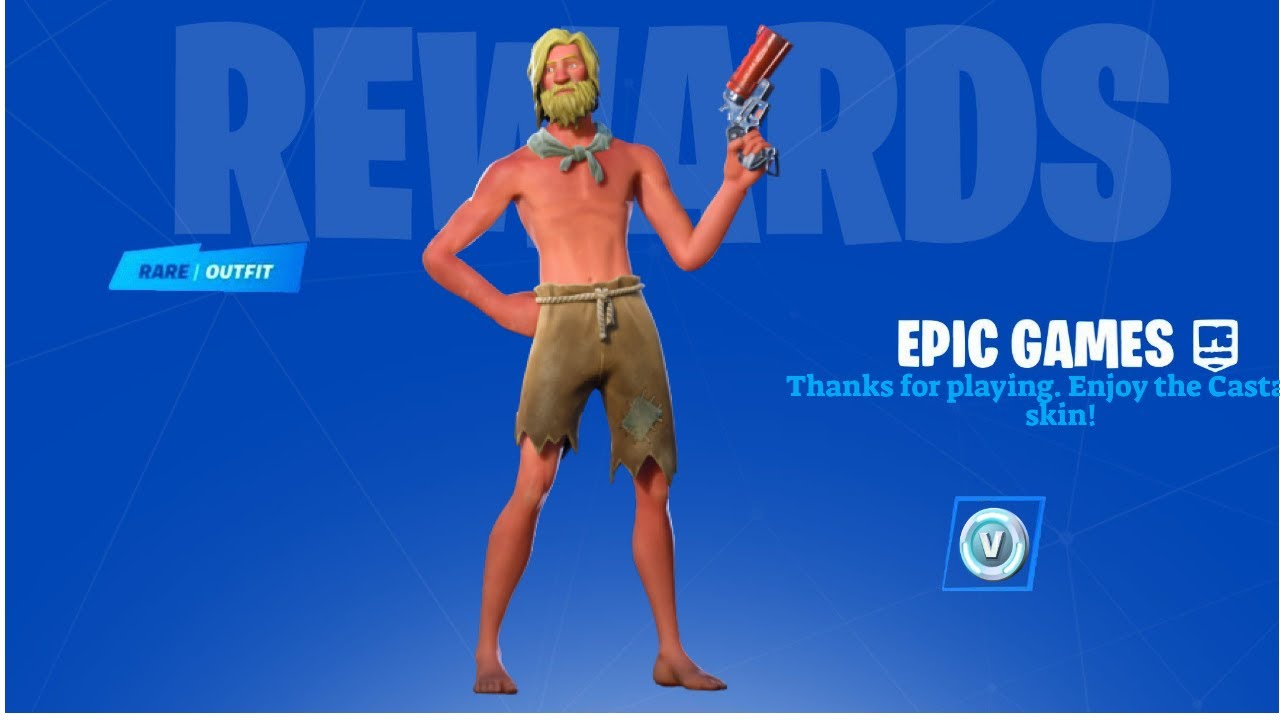 HOW TO GET THE ¨CASTAWAY JONESY¨ SKIN IN FORTNITE! (NEW JONESY SKIN)