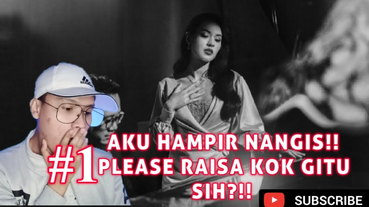 raisa ft andi rianto bahasa kalbu mv reaction youtube