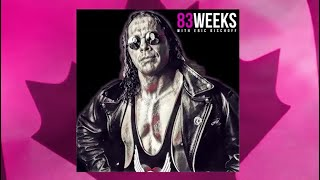 83 Weeks #3: Bret Hart in WCW