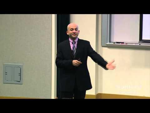 Stanford Seminar - Minimal Models of Human Nature Interaction