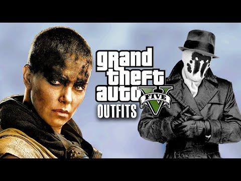 GTA5】服装レシピ:SAS、メキシ...