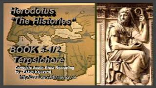Herodotus (Terpsichore book5 -1/2)- http://www.projethomere.com