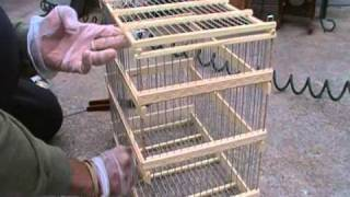Making A Songbird Wood Cage 5