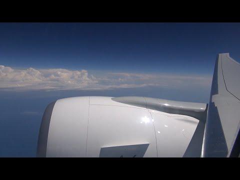 London calling on the Emirates Boeing 777-300ER - EK15 - Dubai to Gatwick