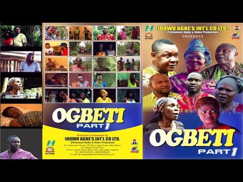 OGBETI [Part 1] - Latest Benin Comedy Movie (Akobe movies)