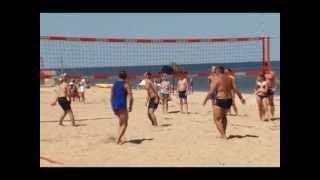 Солнце, море и пляжный волейбол