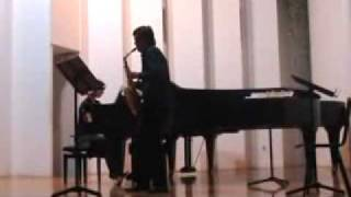 SAXOPHONE -Rudy Wiedoeft: Valse Vanite