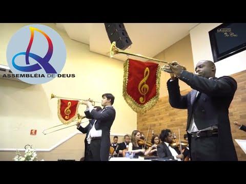 Cerimônia na Assembleia de Deus  Música para Casamento  Orquestra para Casamento Evangelico