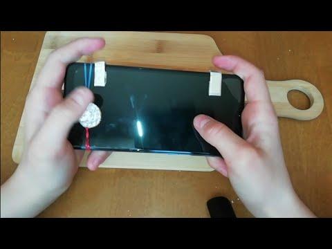 Как сделать джостик для телефона