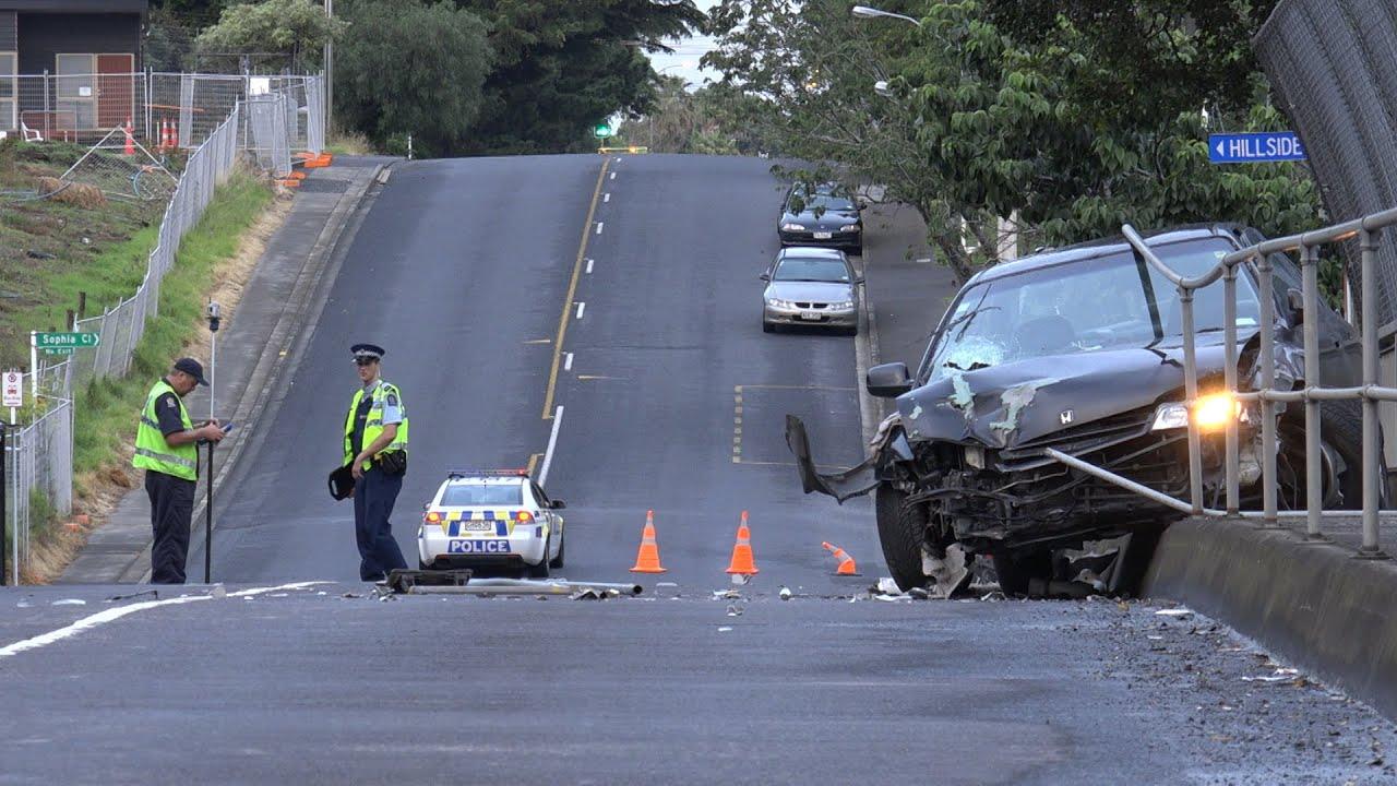 Car Accident Auckland