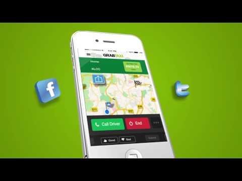 GrabTaxi: แอพฯเรียกแท็กซี่บนมือถือ