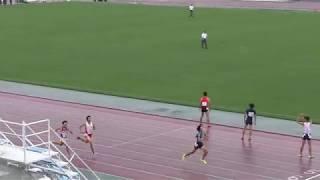 2016.9.16 第27回 関東学生リレー競技会 男子4×400mR 予選5組 順位 レーン ...