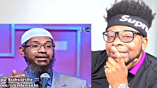 CATHOLIC REACTS TO is Jesus son of God? Dr Zakir Naik