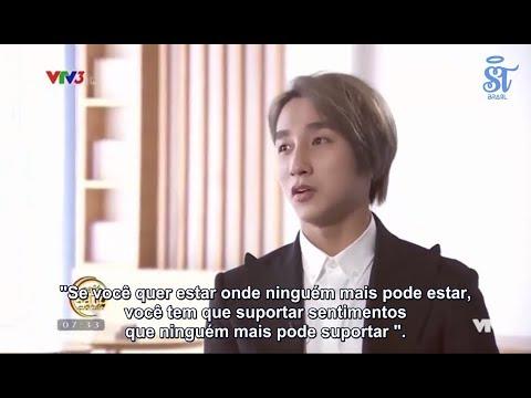 Entrevista de Son Tung M-TP no Coffee Morning VTV3 [Legendado PT-BR]