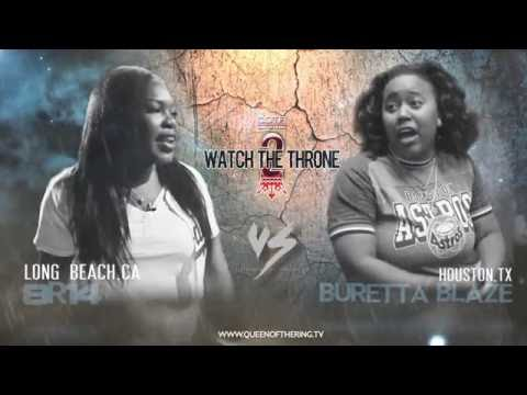 8R14 vs BURETTA BLAZE QOTR presented by BABS BUNNY & VAGUE