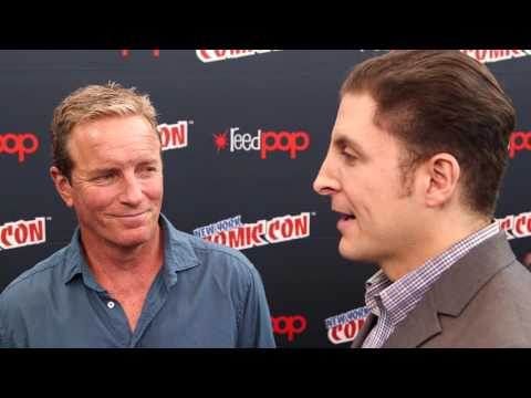Linden Ashby Talks