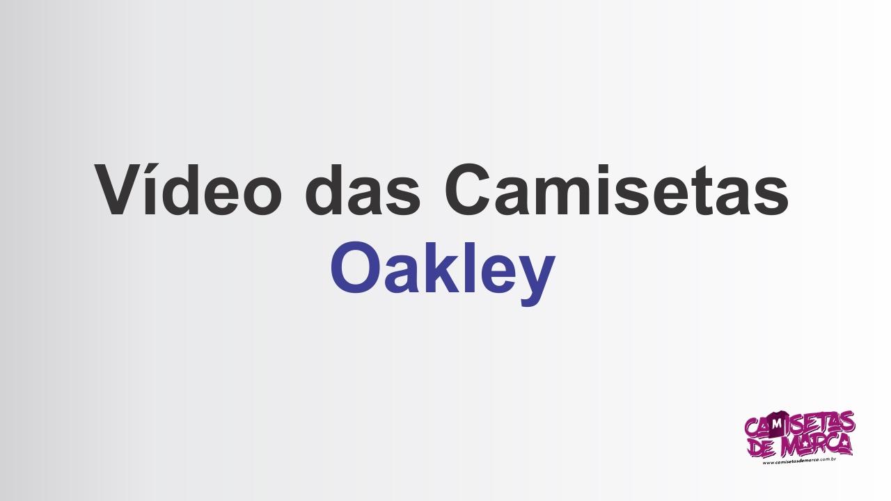 Camisetas Oakley no Atacado - Fornecedor - YouTube 2459229d7c