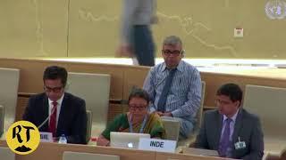 India slams Pakistan in the United Nations for removing Ahmadi economist Atif Mian
