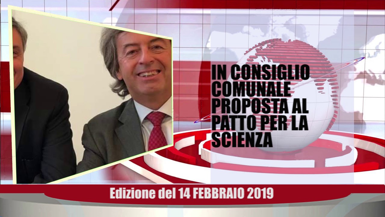 Velluto Notizie Web Tv Senigallia Ed  14 02 2019