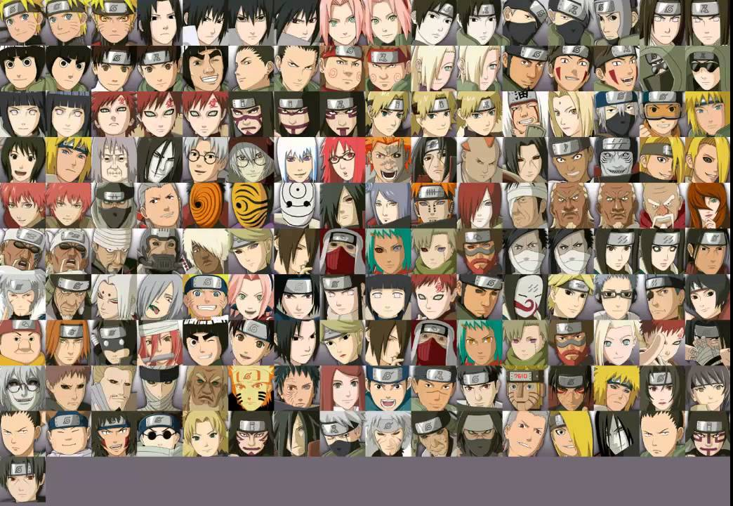 Naruto Online Best Build For