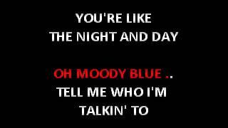 Elvis Presley Moody Blue PKP