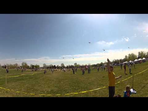 Arvada Kite Festival 2012 Great Weather
