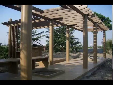 Build A Pergola On An Existing Wooden Patio