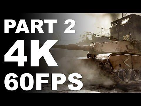 [4K-60FPS] COD: Modern Warfare Remastered | Walkthrough Part 2  | ULTRA GRAPHICS - TITAN X Pascal