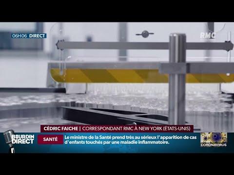Coronavirus: les États-Unis assurent avoir trouvé un traitement très prometteur