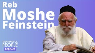Hidden Stories about Reb Moshe Feinstein ft. R' Ali Stern | Meaningful People #27