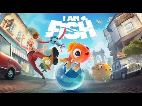 I Am Fish   An O-FISH-AL Announcement   Curve Digital