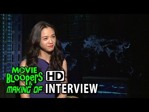 Blackhat (2015) Official Movie Interview - Tang Wei
