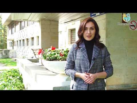 Видеообзор санатория «Семашко», Кисловодск