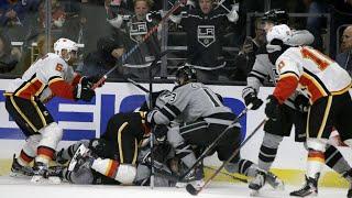 """NHL: """"Dogpile"""" Moments"""
