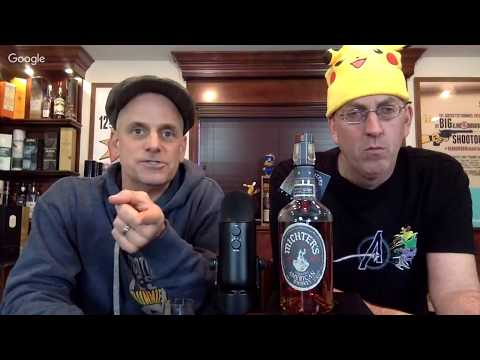 Michter's Unblended American Whiskey Live Tasting #408