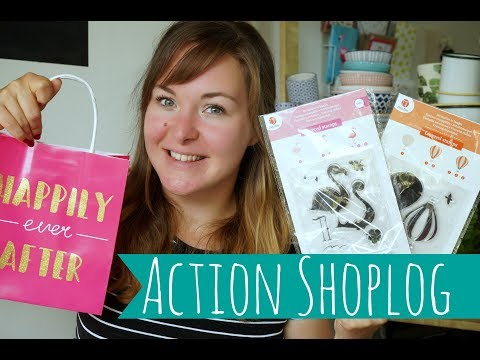 Action & Primark Shoplog - DIY/Stationery