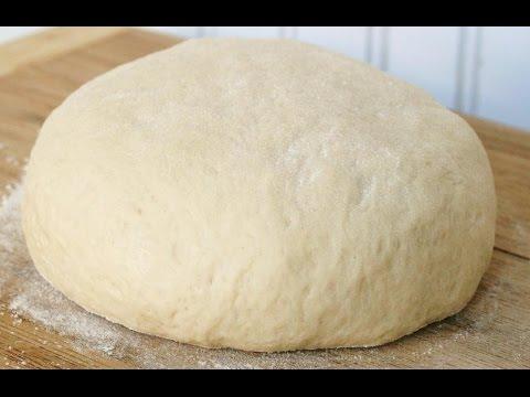 Дрожжевое тесто за 15 минут. Тесто выручалочка