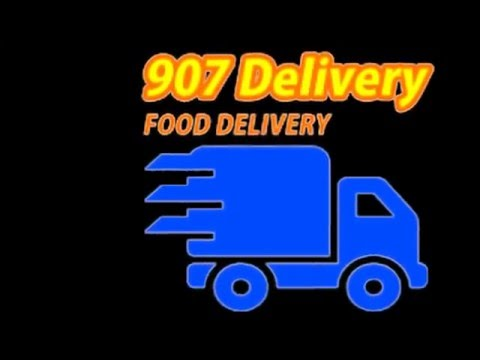 907DELIVERY.COM | 24hr Food Delivery (Anchorage)