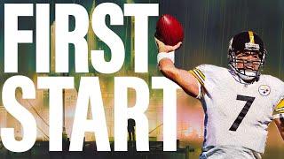Ben Roethlisberger's FIRST Start   Pittsburgh Steelers (2004)