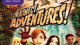 Kinect Adventures - E3 2010: Debut Gameplay Trailer | HD