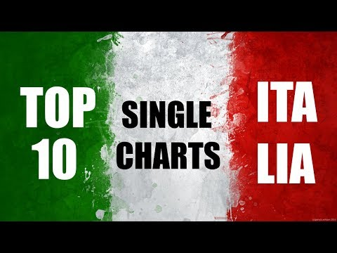 Top 10 Single Charts | Italy | 04.11.2018 | ChartExpress