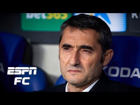 Ernesto Valverde SACKED! Why Barcelona's move is 'a little harsh' | La Liga