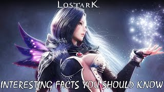 Lost Ark: Interesting Facts You Should Know