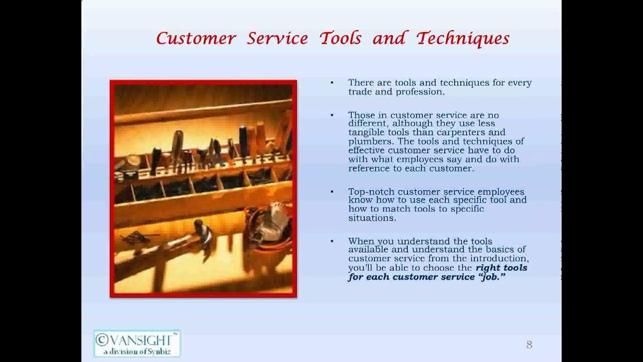 50  Comprehensive: Customer Service PPT