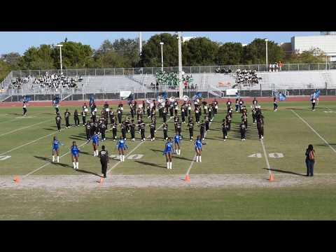 Miami Northwestern High School MLK Dade County Battle of the Band 2018