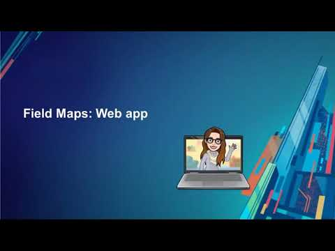 Introducing ArcGIS Field Maps