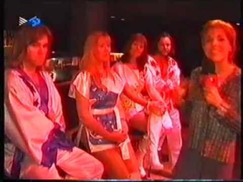 ABBA SPUTNIK reportaje Björn Again BIKINI 26-04-99.mpg