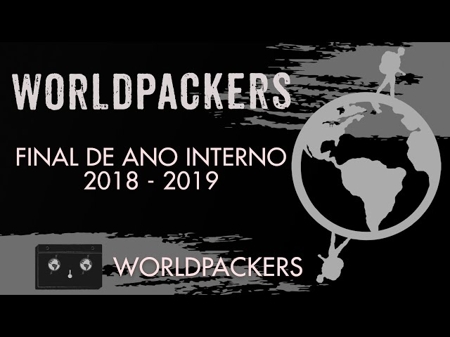 Worldpackers - Final de Ano Interno 2018 - 2019