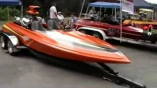 Speed boat videos & pictures.